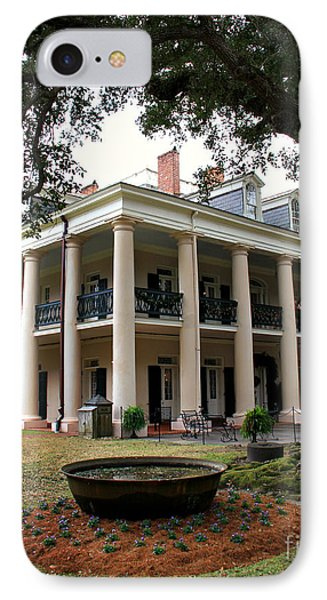 Oak Alley Plantation Phone Case by Perry Webster