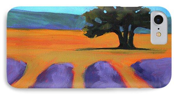Oak And Lavender Phone Case by Nancy Merkle