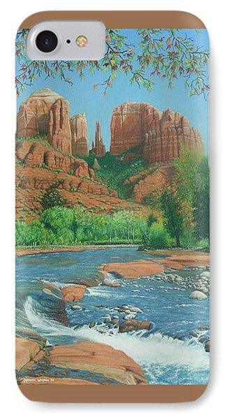 Oak Creek Canyon, Sonoma, Arizona IPhone Case