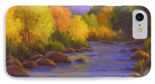 Oak Creek Color Show IPhone Case by Cody DeLong