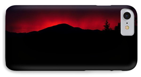 Oakrun Sunset 06 09 15 IPhone Case by Joyce Dickens