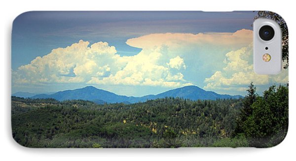Oakrun Thunderstorm IPhone Case by Joyce Dickens