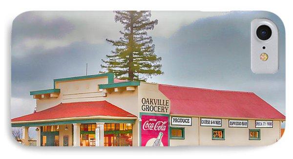Oakville Grocery IPhone Case