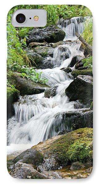 Oasis Cascade IPhone 7 Case by David Chandler