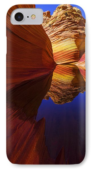 Oasis IPhone Case by Chad Dutson