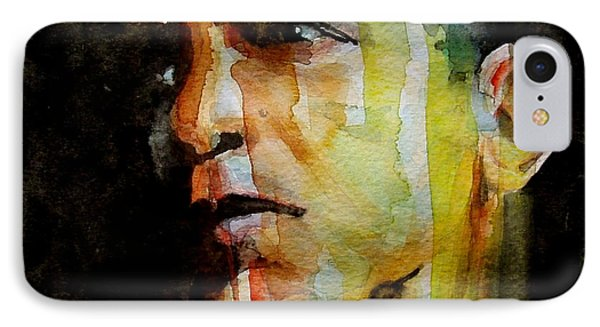 Obama IPhone Case by Paul Lovering