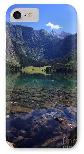 Obersee IPhone Case by Nailia Schwarz