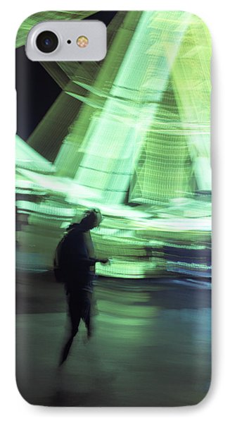 IPhone Case featuring the photograph Oblivion by Alex Lapidus