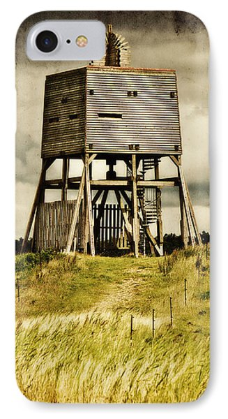 Observation Tower IPhone Case by Angela Doelling AD DESIGN Photo and PhotoArt