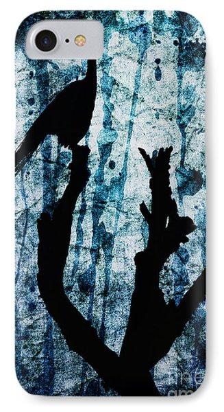 Obsidian Realm Phone Case by Andrew Paranavitana
