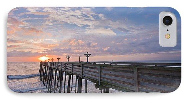 Obx Sunrise IPhone Case by Adam Romanowicz