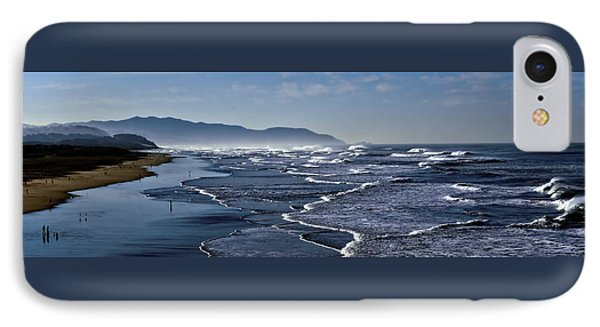 Ocean Beach San Francisco IPhone Case