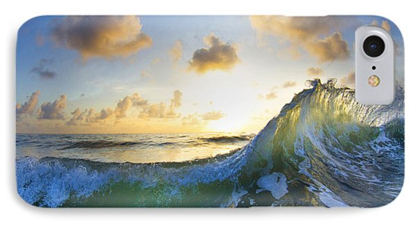 Ocean Bouquet  -  Part 1 Of 3 IPhone Case by Sean Davey