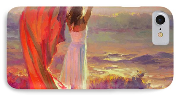 Ocean Breeze IPhone 7 Case by Steve Henderson