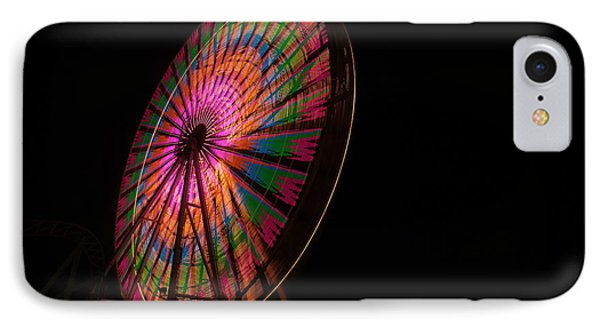 Ocean City Ferris Wheel 2 IPhone Case