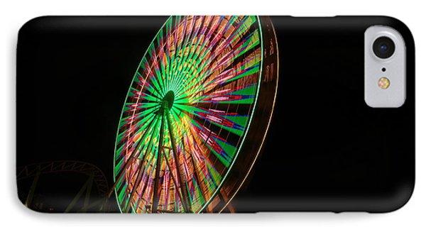 Ocean City Ferris Wheel IPhone Case