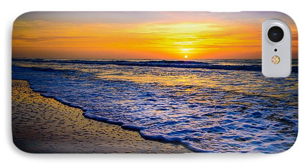 Ocean Drive Sunrise IPhone Case