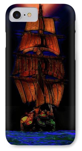 Ocean Glow IPhone Case by Michael Cleere