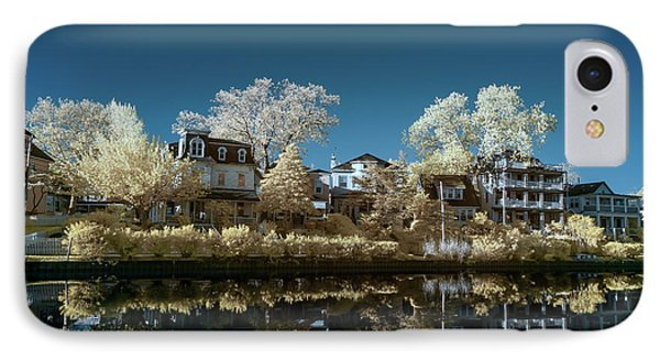 Ocean Grove Nj IPhone Case by Paul Seymour