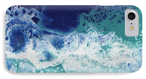IPhone Case featuring the painting Ocean by Jamie Frier
