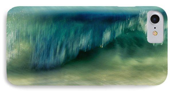 Ocean Motion IPhone Case by Stelios Kleanthous