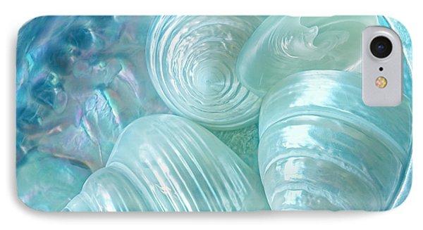 Ocean Pearl Treasure IPhone Case by Gill Billington