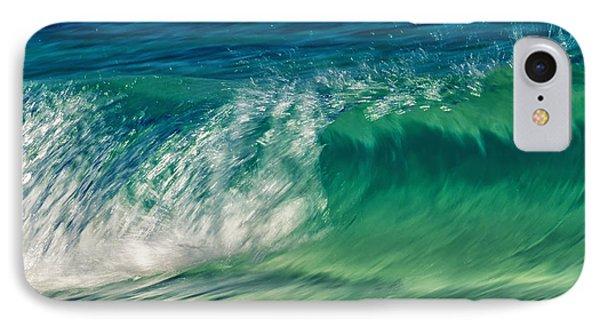 Ocean Ripples IPhone Case by Stelios Kleanthous