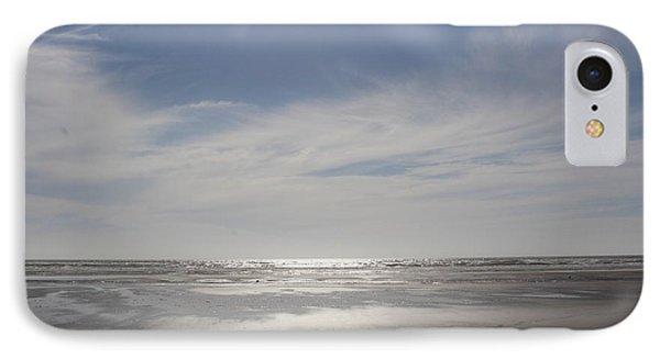 Ocean Shores IPhone Case by Suzanne Lorenz