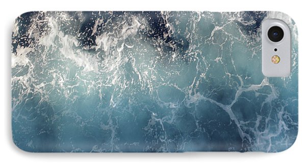 Ocean Spray IPhone Case by Suzanne Carter