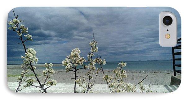 Ocean Spring IPhone Case by Robert Nickologianis