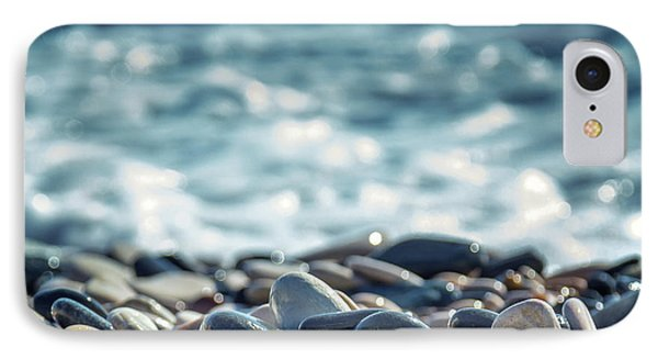 Ocean Stones IPhone Case by Stelios Kleanthous