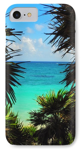 Ocean View I IPhone Case by Kathi Isserman