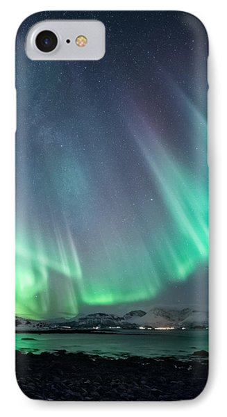 Ocean View IPhone Case by Tor-Ivar Naess