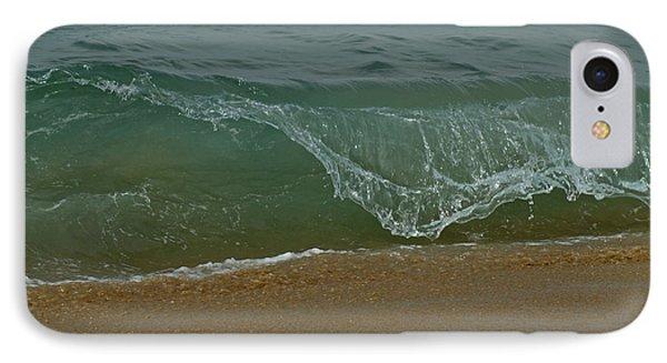 Ocean Wave IPhone Case by Ernie Echols
