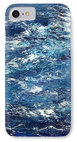 Ocean's Blue IPhone Case