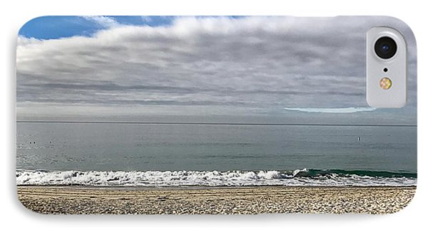 Ocean's Edge IPhone Case by Kim Nelson