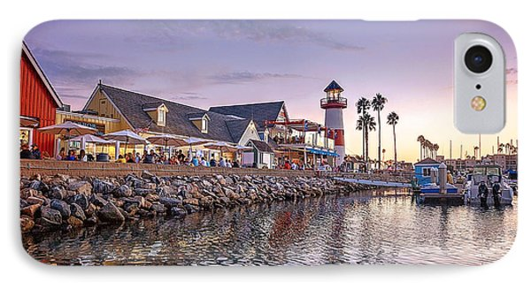 Oceanside Harbor Phone Case by Ann Patterson