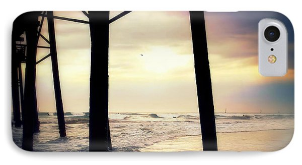 IPhone Case featuring the photograph Oceanside - Late Afternoon by Glenn McCarthy