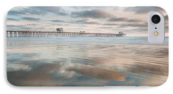 Oceanside Pier Gloss IPhone Case