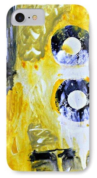 Ochre 23 Phone Case by Shelley Graham Turner