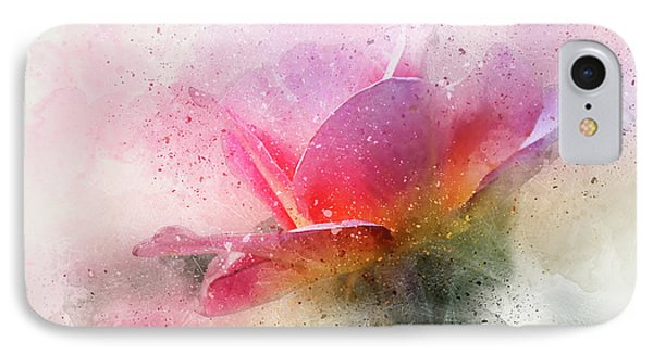O'connor Rose Abstract IPhone Case