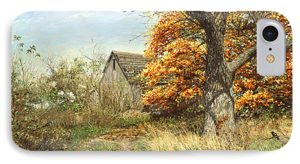 October Glory IPhone Case by Doug Kreuger