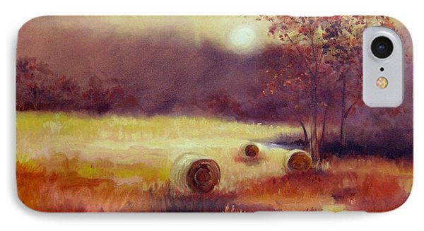 October Pasture Phone Case by Ginger Concepcion