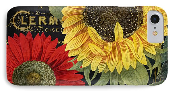 October Sun II IPhone Case by Mindy Sommers