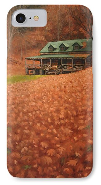 October Weekend IPhone Case by Suzanne Shelden