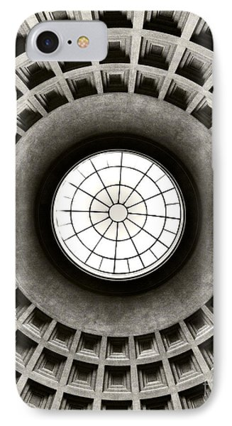Oculus In Dc IPhone Case by Tom Gari Gallery-Three-Photography