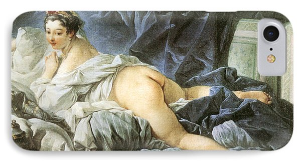 Odalisque 1745 IPhone Case