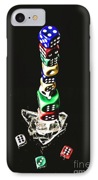 Odds Stacked Up IPhone Case by Jorgo Photography - Wall Art Gallery