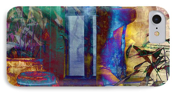 IPhone Case featuring the photograph Ode On Another Urn by LemonArt Photography