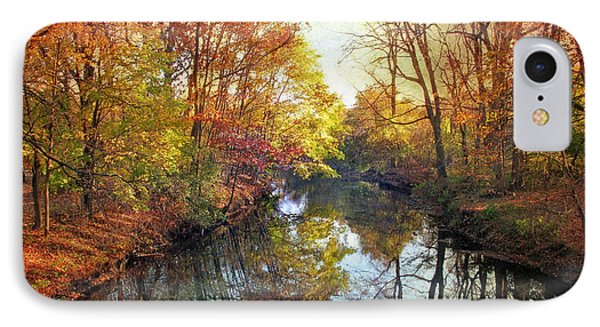 IPhone Case featuring the photograph Ode To Autumn by Jessica Jenney